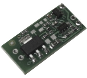 MCD multichannel led driver